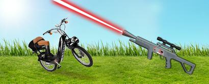 Solextour Lasergame