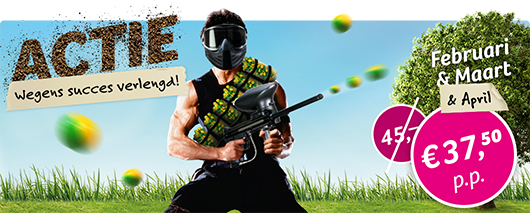 WEB actie April NLOok in April: Rambo Actie!